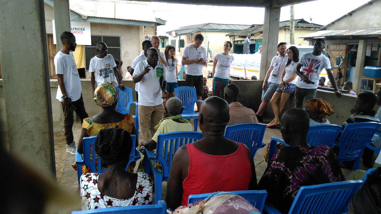 Making An Impact in Ghana Through Volunteering in the Health Sector