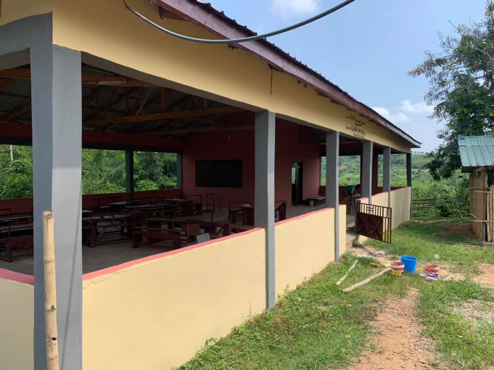 Berasi Cafeteria Completed